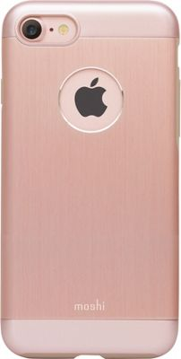 MOSHI Armour iPhone 7 Phone Case Rose Gold - MOSHI Electronic Cases