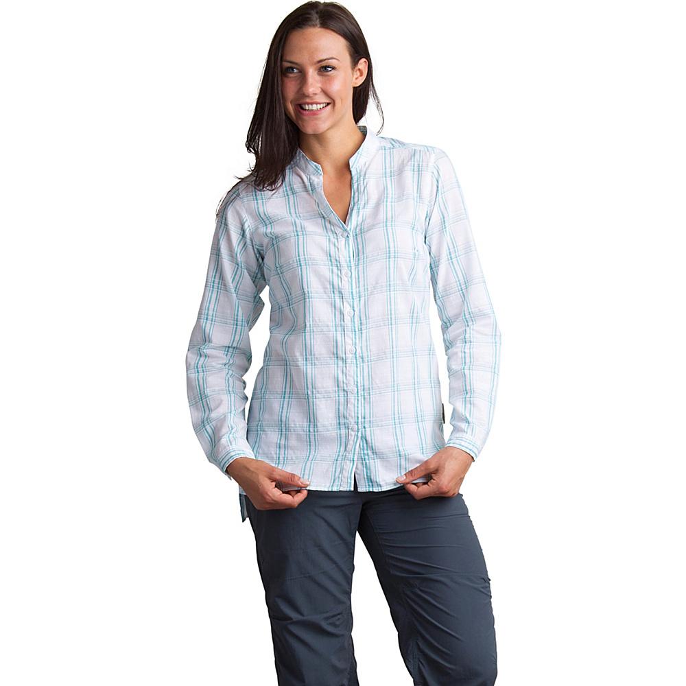 ExOfficio Womens Bugs Away Sevilla Long Sleeve Shirt XS - Dragonfly - ExOfficio Womens Apparel - Apparel & Footwear, Women's Apparel