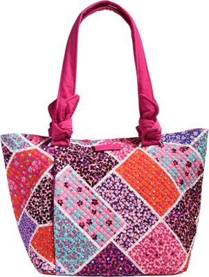 Vera Bradley Hadley East West Tote Modern Medley - Vera Bradley Fabric Handbags
