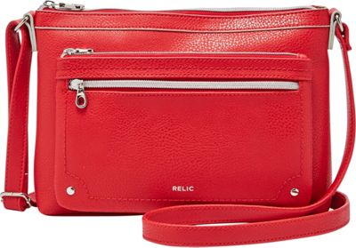 Relic Evie EW Crossbody Cherry Blossom - Relic Manmade Handbags