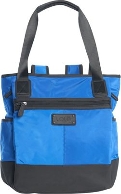 Lole Lily Tote Dazzling Blue - Lole Gym Bags