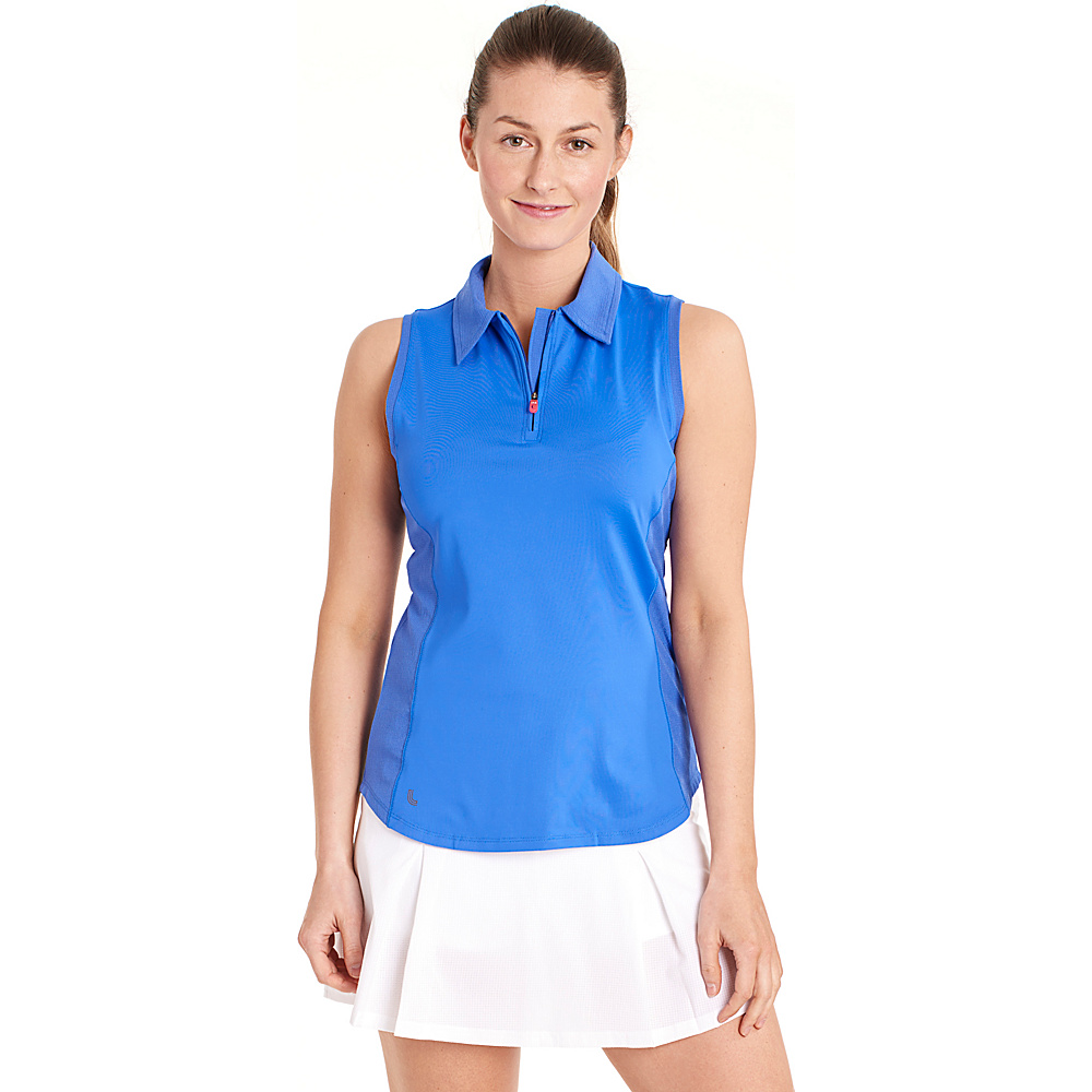 Lole Clarissa Tank XL - Dazzling Blue - Lole Womens Apparel - Apparel & Footwear, Women's Apparel