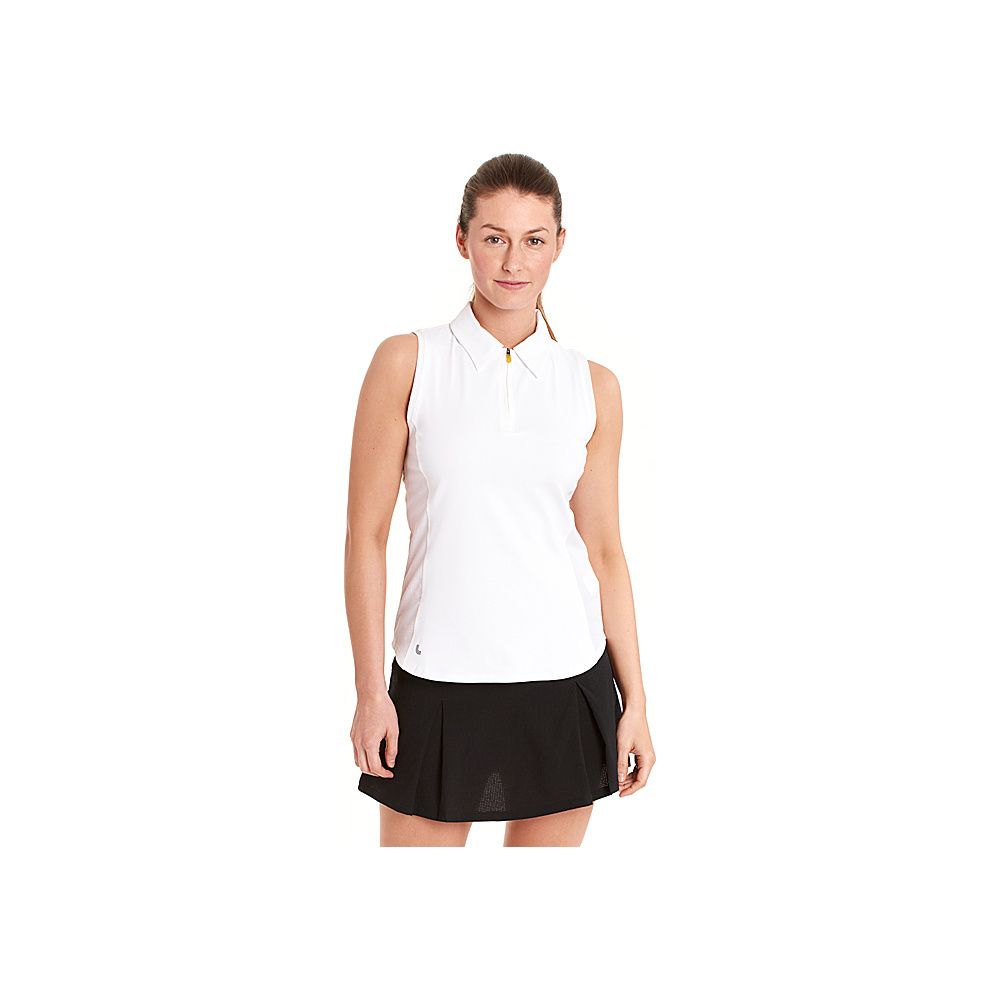 Lole Clarissa Tank S - White - Lole Womens Apparel - Apparel & Footwear, Women's Apparel