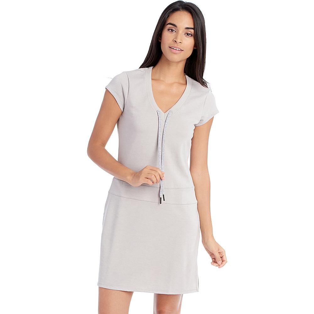 Lole Judith Dress XL - Warm Grey Heather - Lole Womens Apparel - Apparel & Footwear, Women's Apparel