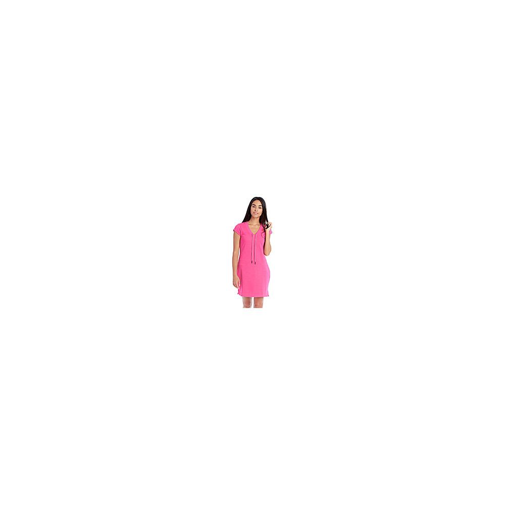 Lole Judith Dress XS - Fuchsia Purple Heather - Lole Womens Apparel - Apparel & Footwear, Women's Apparel
