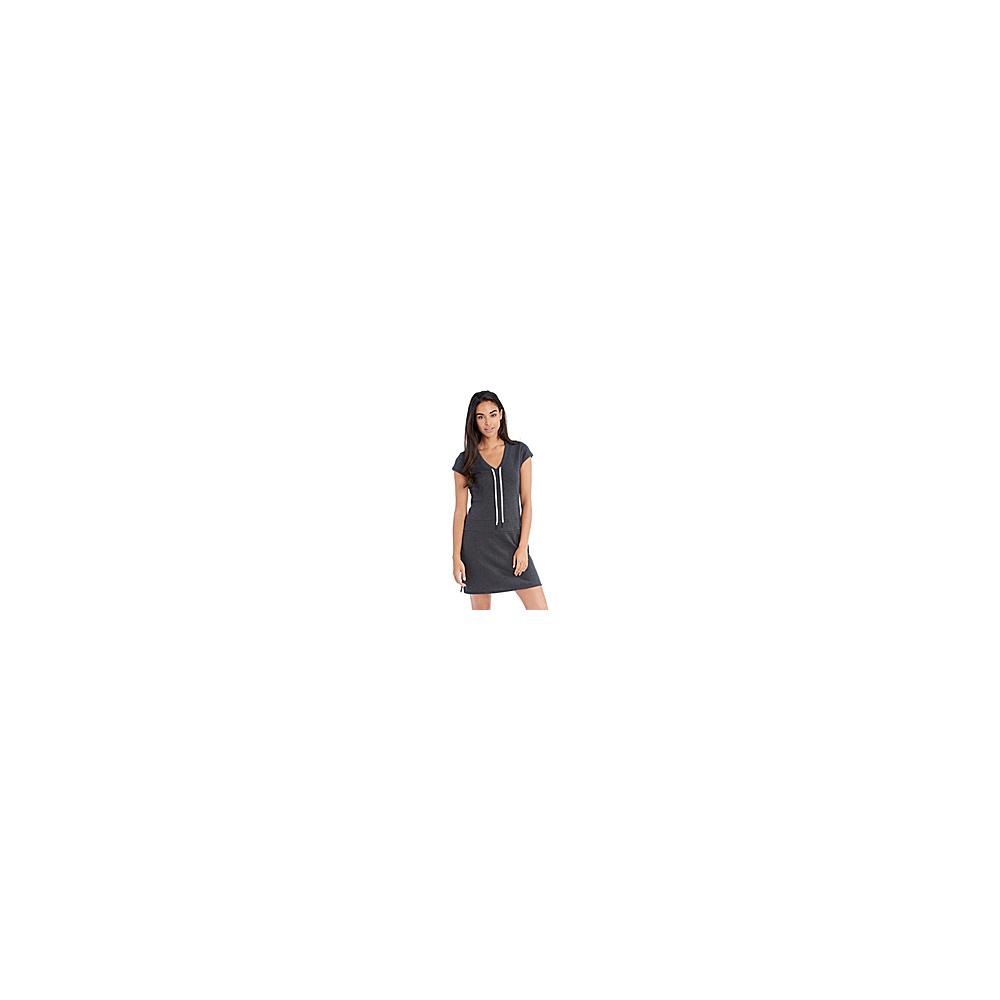 Lole Judith Dress XS - Black Heather - Lole Womens Apparel - Apparel & Footwear, Women's Apparel