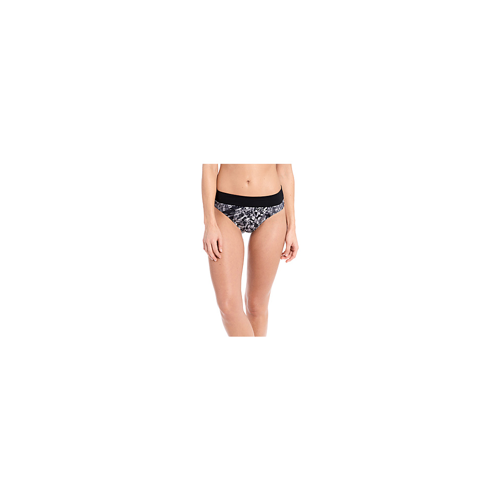 Lole Mojito Swim Bottom L - Black Monarch - Lole Womens Apparel - Apparel & Footwear, Women's Apparel