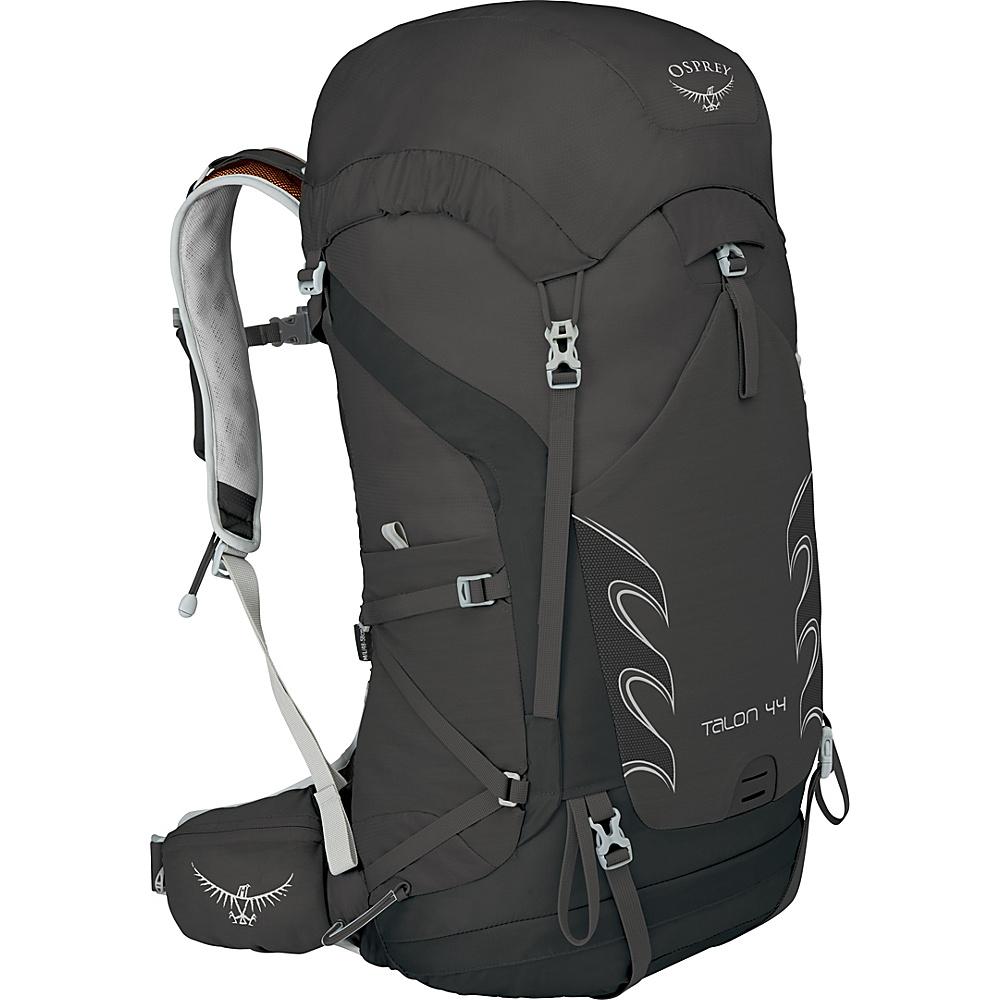 Osprey Talon 44 Hiking Pack Black - S/M - Osprey Backpacking Packs - Outdoor, Backpacking Packs