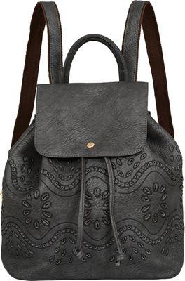 Mellow World Addy Backpack Black - Mellow World Manmade Handbags