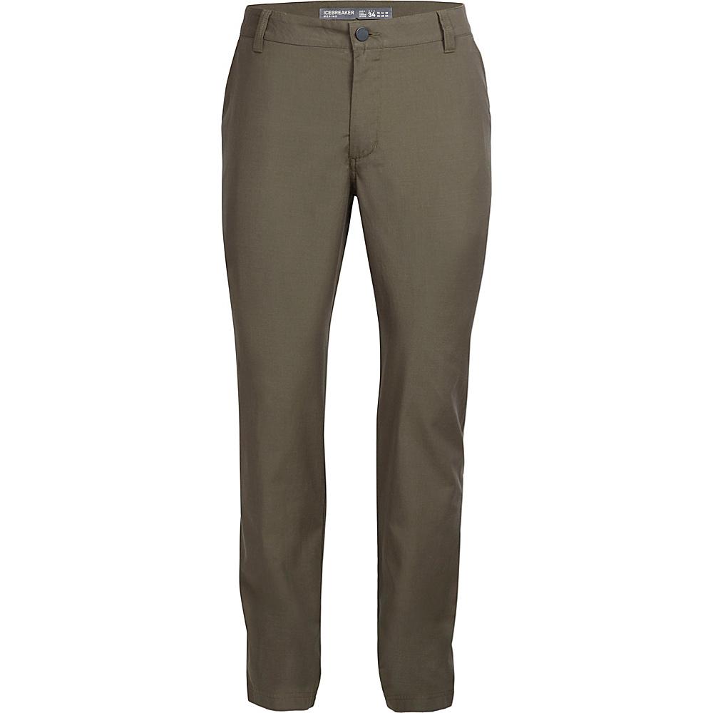 Icebreaker Mens Perpetual Pants 30 - Kona - Icebreaker Mens Apparel - Apparel & Footwear, Men's Apparel