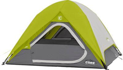 Core Equipment 3P Instant Dome Tent Green - Core Equipment Outdoor Accessories
