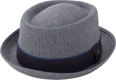 Ben Sherman Linen Trilby S/M - Staples Navy - Ben Sherman Hats