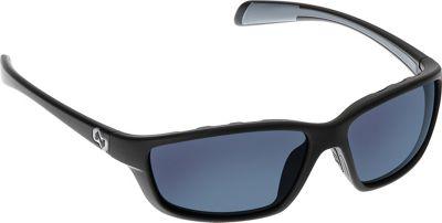 Native Eyewear Kodiak Sunglasses Matte Black with Polarized Blue Reflex - Native Eyewear Eyewear