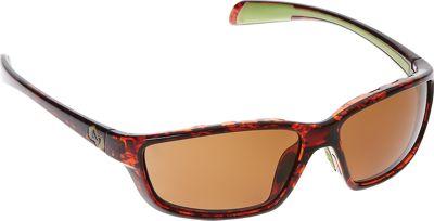 Native Eyewear Kodiak Sunglasses Maple Tort with Polarized Brown - Native Eyewear Eyewear