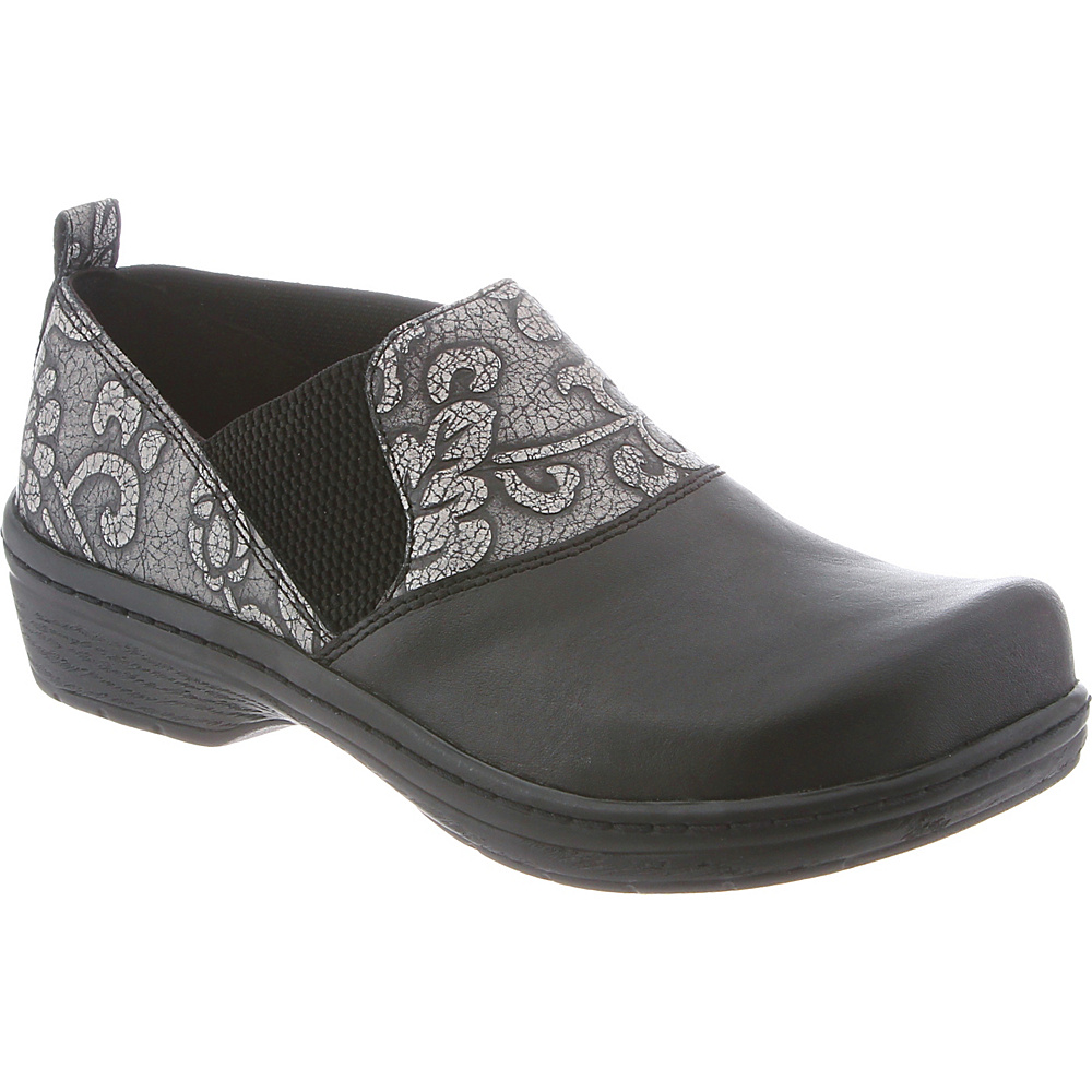 KLOGS Footwear Womens Bangor 9 - W (Wide) - Black Kpr Black Ww - KLOGS Footwear Womens Footwear - Apparel & Footwear, Women's Footwear