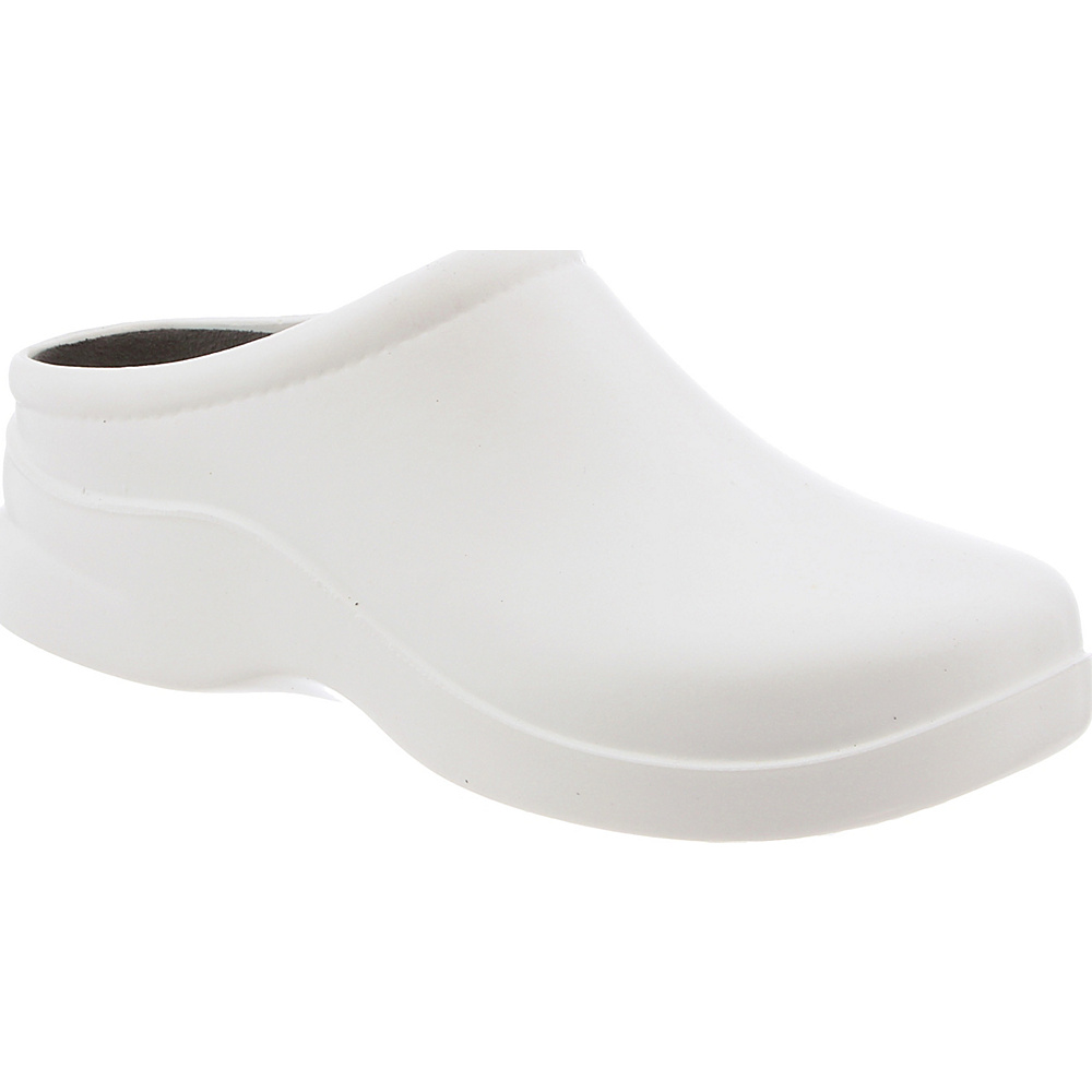 KLOGS Footwear Womens Dusty 7 - M (Regular/Medium) - White - KLOGS Footwear Womens Footwear - Apparel & Footwear, Women's Footwear