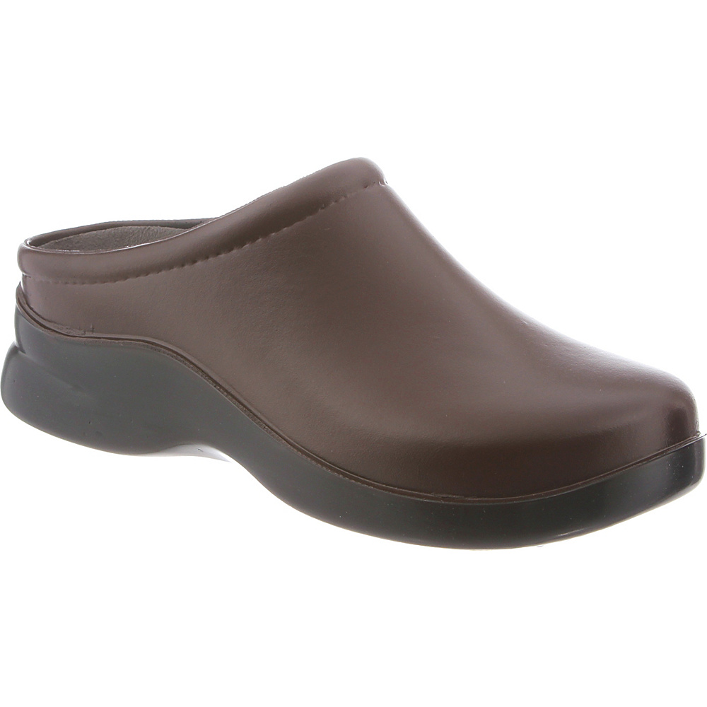 KLOGS Footwear Womens Dusty 10 - W (Wide) - Chestnut - KLOGS Footwear Womens Footwear - Apparel & Footwear, Women's Footwear