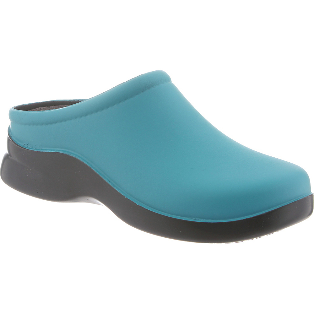 KLOGS Footwear Womens Dusty 13 - W (Wide) - Enamel Blue - KLOGS Footwear Womens Footwear - Apparel & Footwear, Women's Footwear