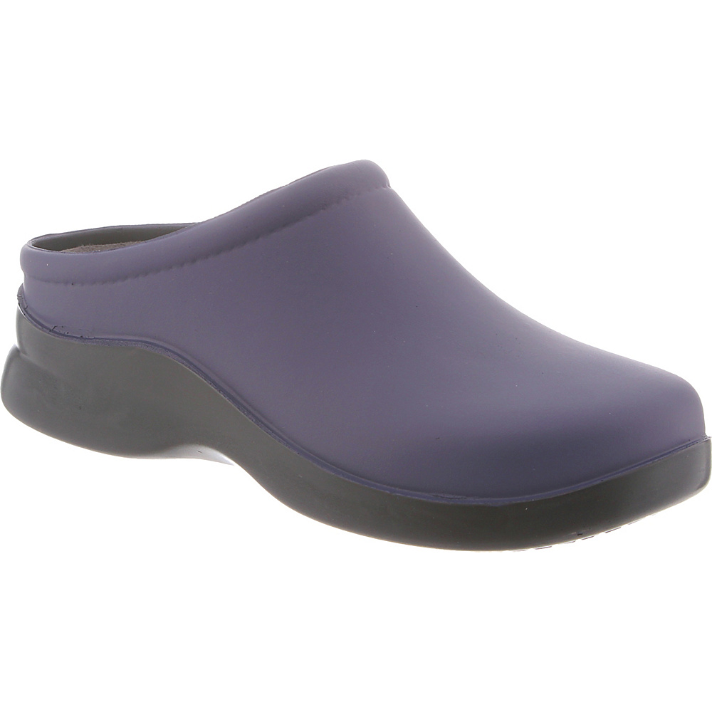 KLOGS Footwear Womens Dusty 13 - M (Regular/Medium) - Purple Rain - KLOGS Footwear Womens Footwear - Apparel & Footwear, Women's Footwear