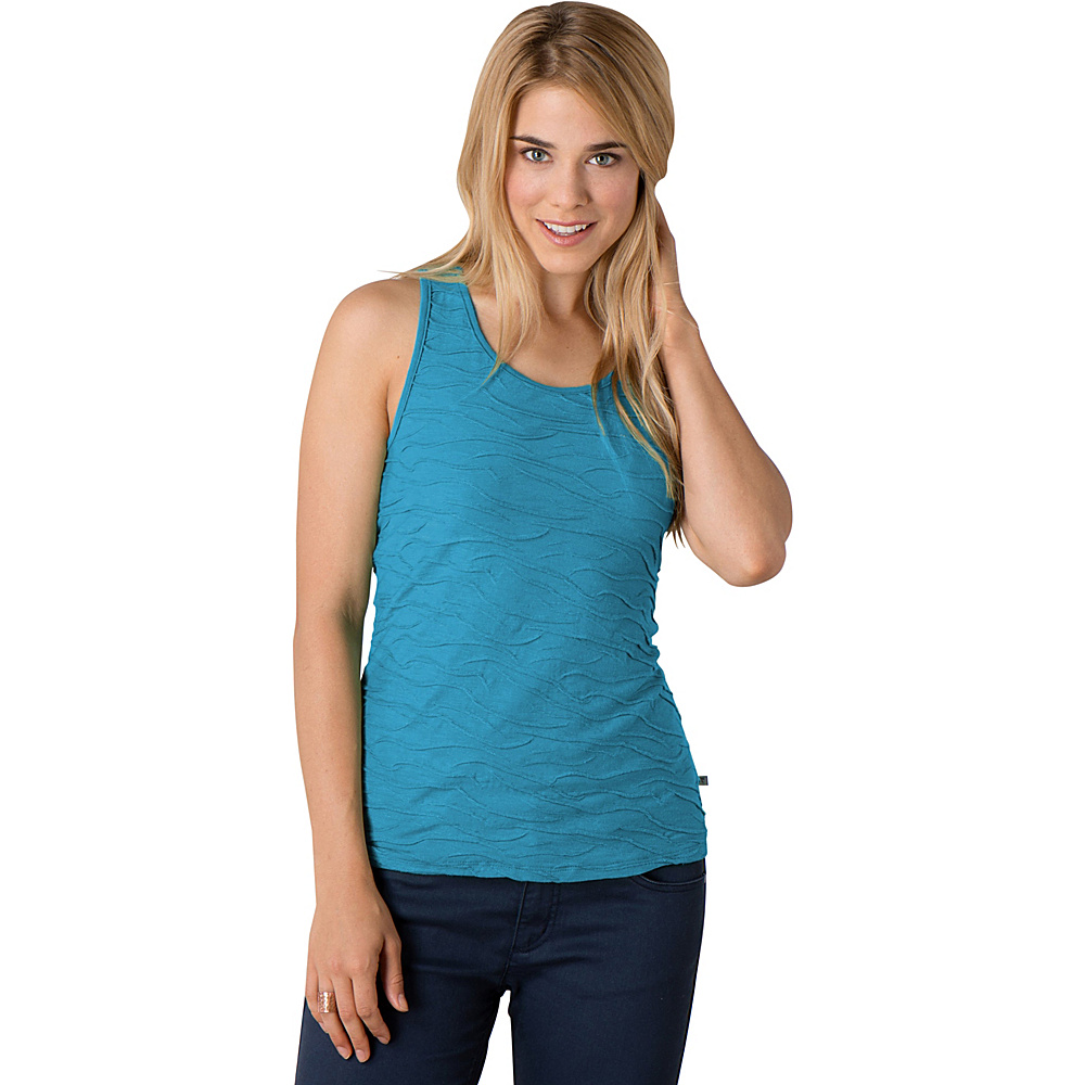 Toad & Co Samba Wave Tank S - Seaport - Toad & Co Womens Apparel - Apparel & Footwear, Women's Apparel