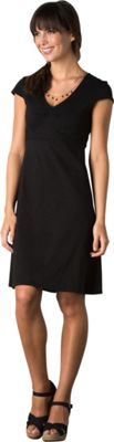 Toad & Co Rosemarie Dress XS - Black - Toad & Co Women's Apparel