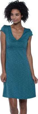 Toad & Co Rosemarie Dress XL - Hydro - Toad & Co Women's Apparel