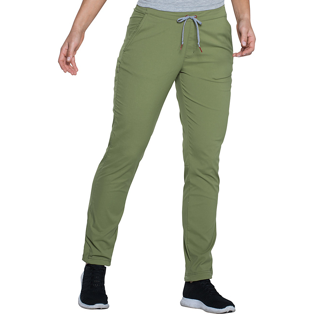 Toad & Co Lightrange Pant XL - 30in - Juniper - Toad & Co Womens Apparel - Apparel & Footwear, Women's Apparel