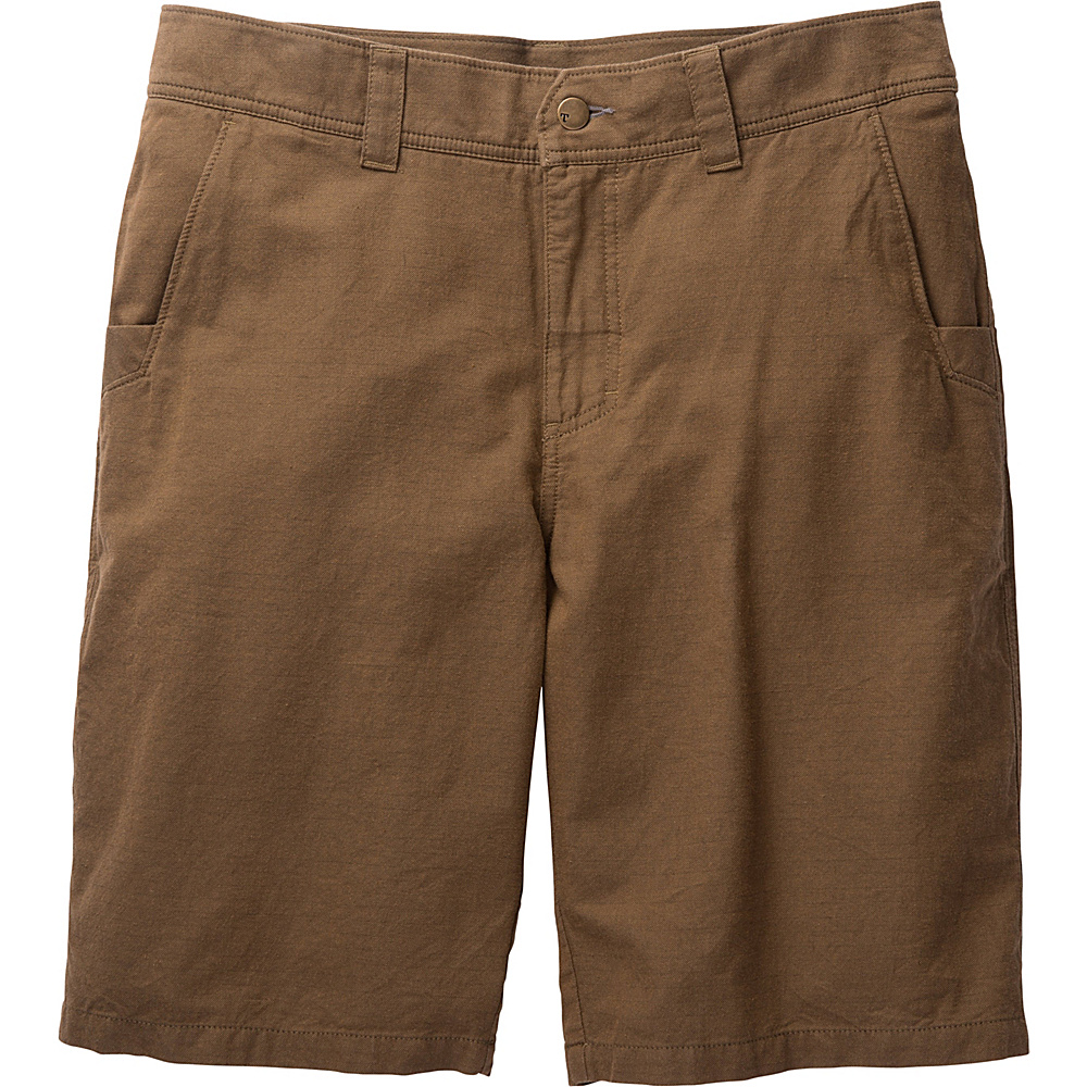 Toad & Co Jackfish Short 10.5 36 - Honey Brown - Toad & Co Mens Apparel - Apparel & Footwear, Men's Apparel
