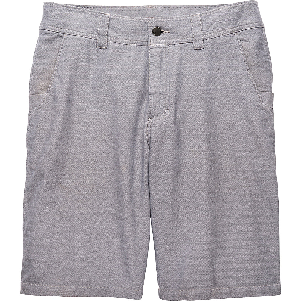 Toad & Co Jackfish Short 10.5 34 - Deep Navy - Toad & Co Mens Apparel - Apparel & Footwear, Men's Apparel