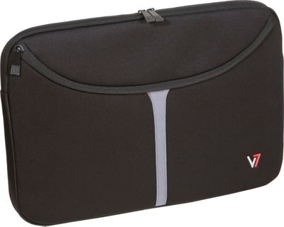 V7 Professional Notebook Sleeve Black - V7 Electronic Cases