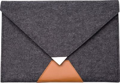 Something Strong Portable Messenger Envelope Dark Grey - Something Strong Business Accessories