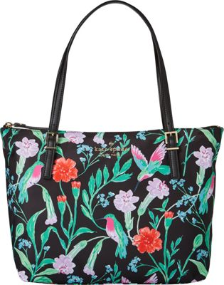 kate spade new york Watson Lane Small Maya Shoulder Bag Black Multi - kate spade new york Designer Handbags