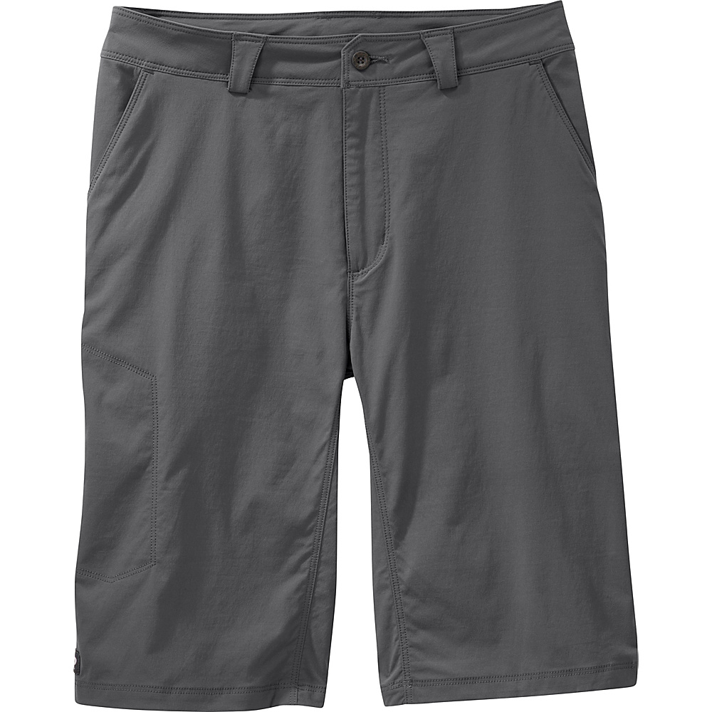 Outdoor Research Mens Equinox Metro Shorts 34 - Charcoal - Outdoor Research Mens Apparel - Apparel & Footwear, Men's Apparel