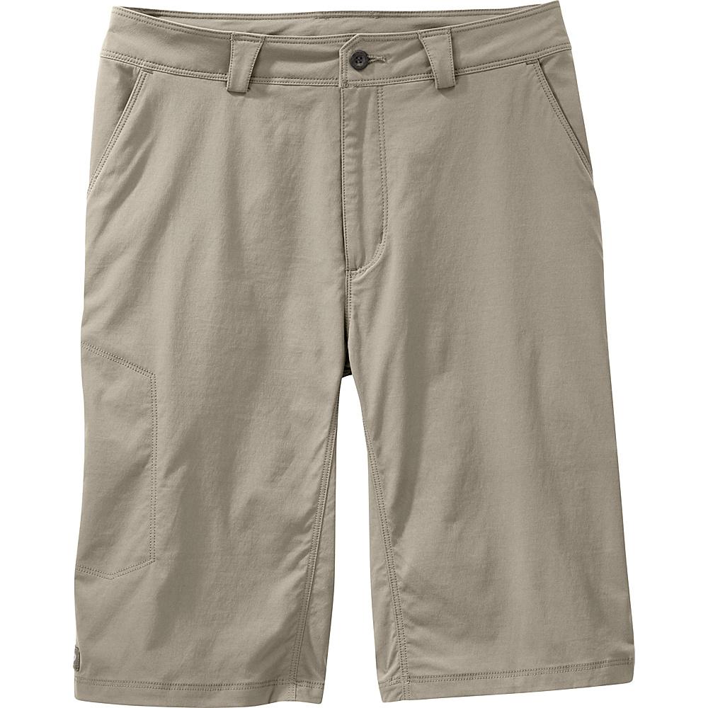 Outdoor Research Mens Equinox Metro Shorts 32 - Cairn - Outdoor Research Mens Apparel - Apparel & Footwear, Men's Apparel