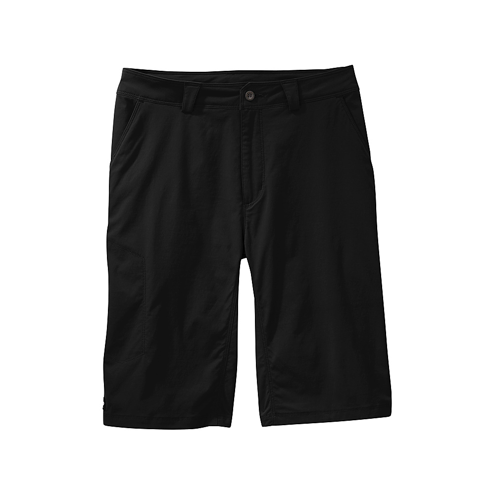 Outdoor Research Mens Equinox Metro Shorts 38 - Black - Outdoor Research Mens Apparel - Apparel & Footwear, Men's Apparel