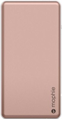 Mophie Powerstation Plus Mini 4,000mAh Rose Gold - Mophie Portable Batteries & Chargers
