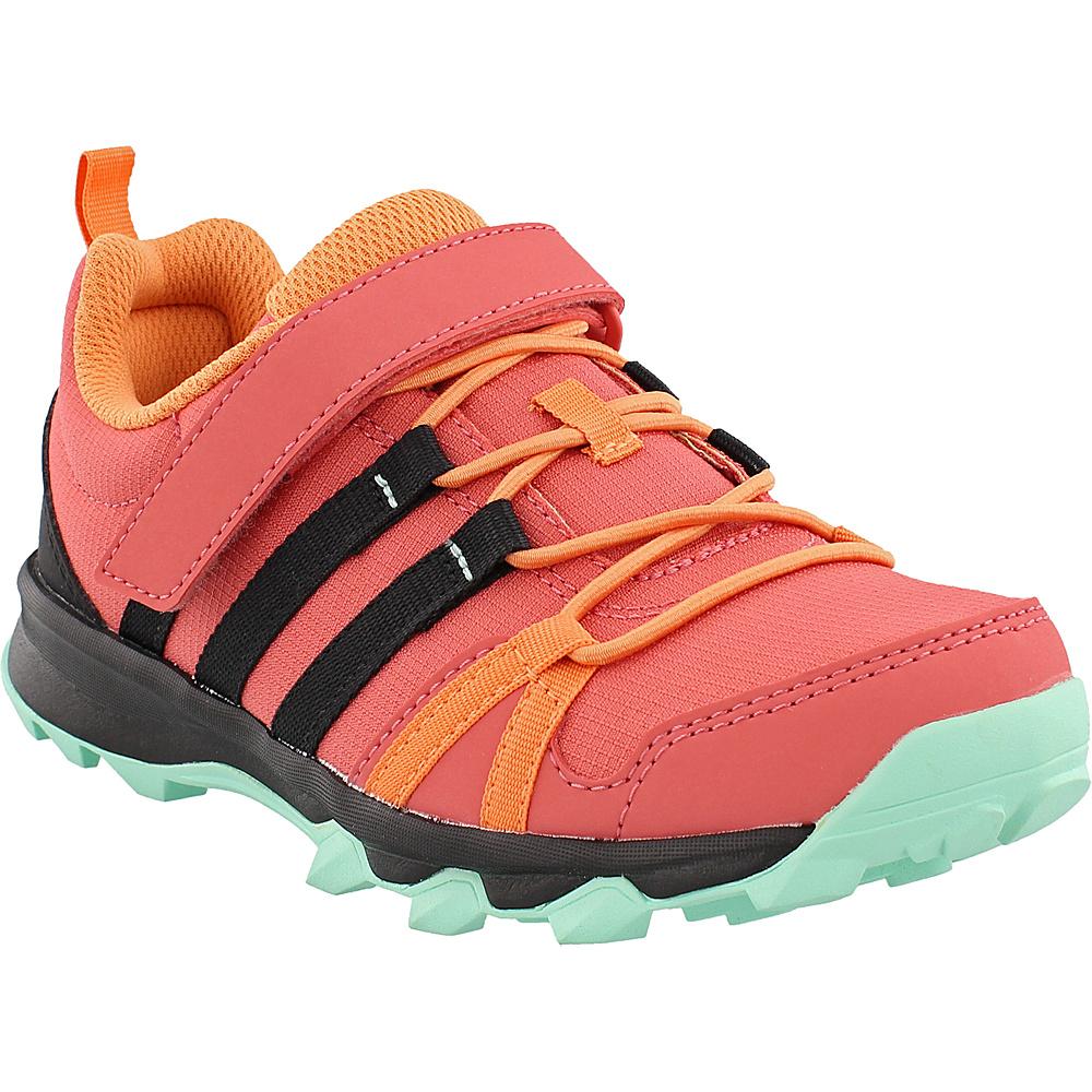 adidas outdoor Kids Tracerocker CF Shoe 12.5 (US Kids) - Tactile Pink/Black/Easy Green - adidas outdoor Mens Footwear - Apparel & Footwear, Men's Footwear