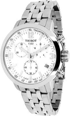 Tissot Watches Men's Prc200 Watch Silver - Tissot Watches Watches