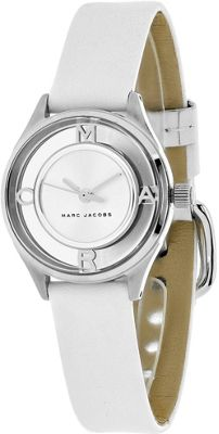 Marc Jacobs Watches Marc Jacobs Watches Women's Tether Watch Silver - Marc Jacobs Watches Watches