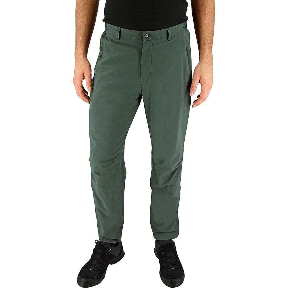 adidas outdoor Mens Lite Flex Pant 34 - Utility Ivy - adidas outdoor Mens Apparel - Apparel & Footwear, Men's Apparel