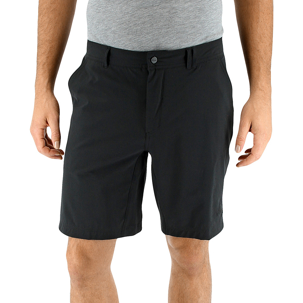 adidas outdoor Mens Lite Hike Flex Short 40 - 9in - Black - adidas outdoor Mens Apparel - Apparel & Footwear, Men's Apparel