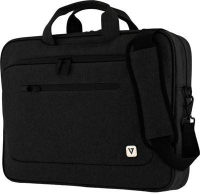 V7 15.6 inch Slim Laptop Case Black - V7 Non-Wheeled Business Cases