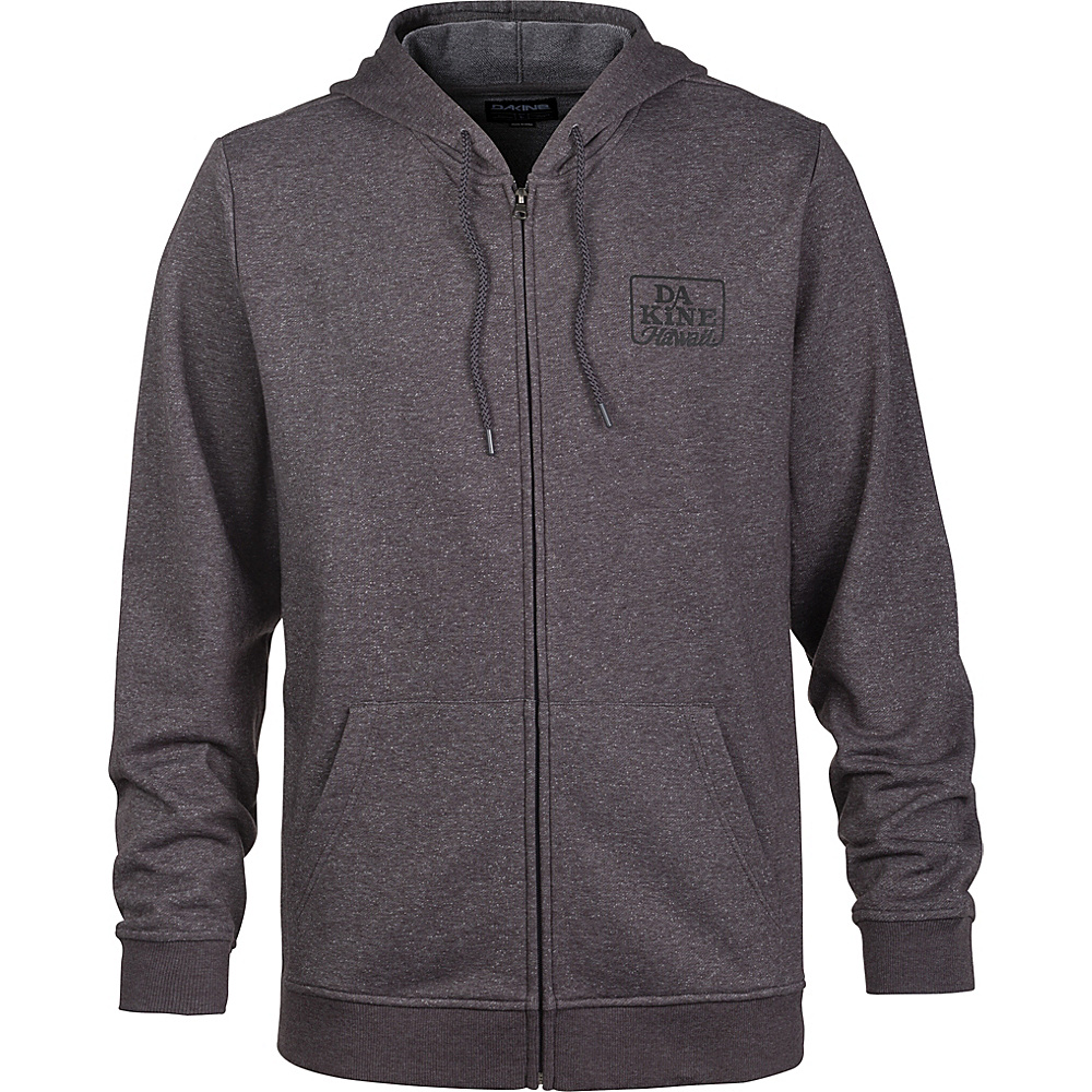 DAKINE Mens Classic Hooded Fleece XXL - Asphalt - DAKINE Mens Apparel - Apparel & Footwear, Men's Apparel