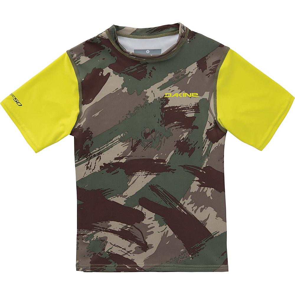 DAKINE Boys Heavy Duty Loose Fit Short Sleeve 8 - Camo - DAKINE Womens Apparel - Apparel & Footwear, Women's Apparel