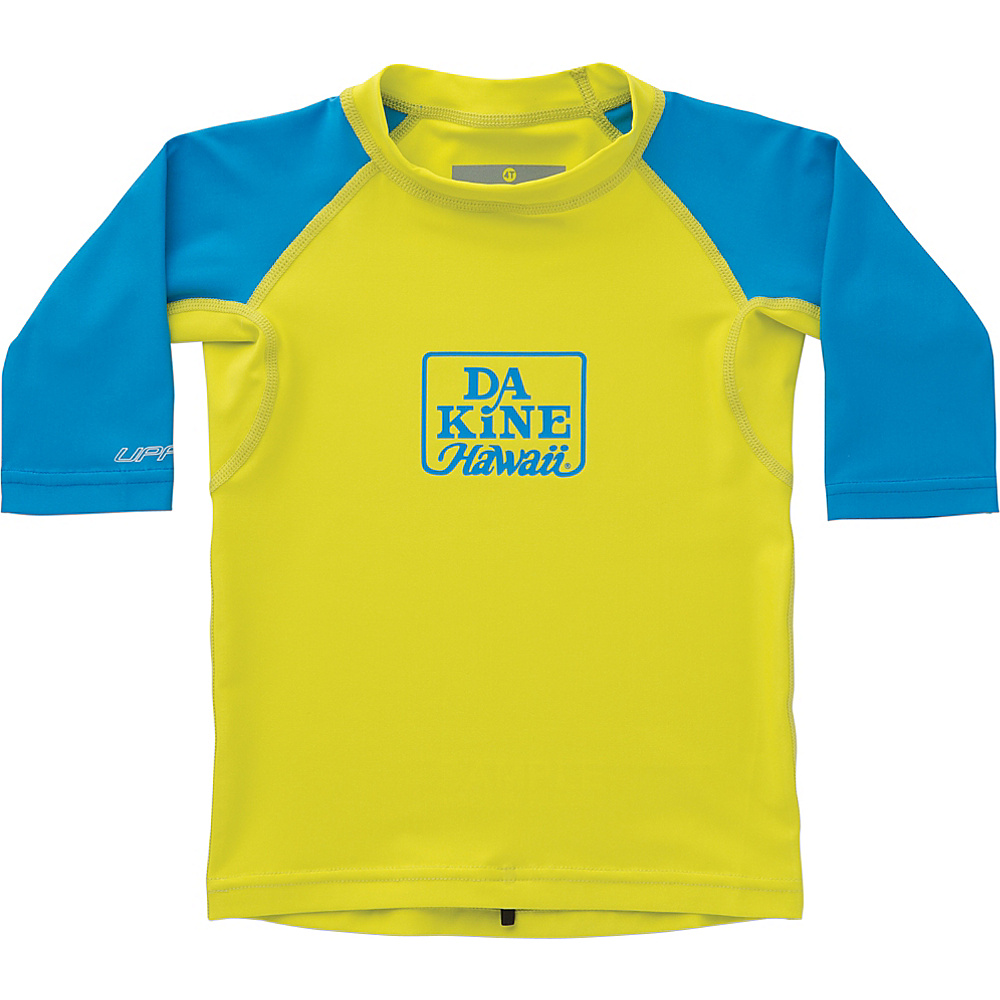 DAKINE Toddler Boys Snug Fit Long Sleeve 4T - Sulphur - DAKINE Womens Apparel - Apparel & Footwear, Women's Apparel