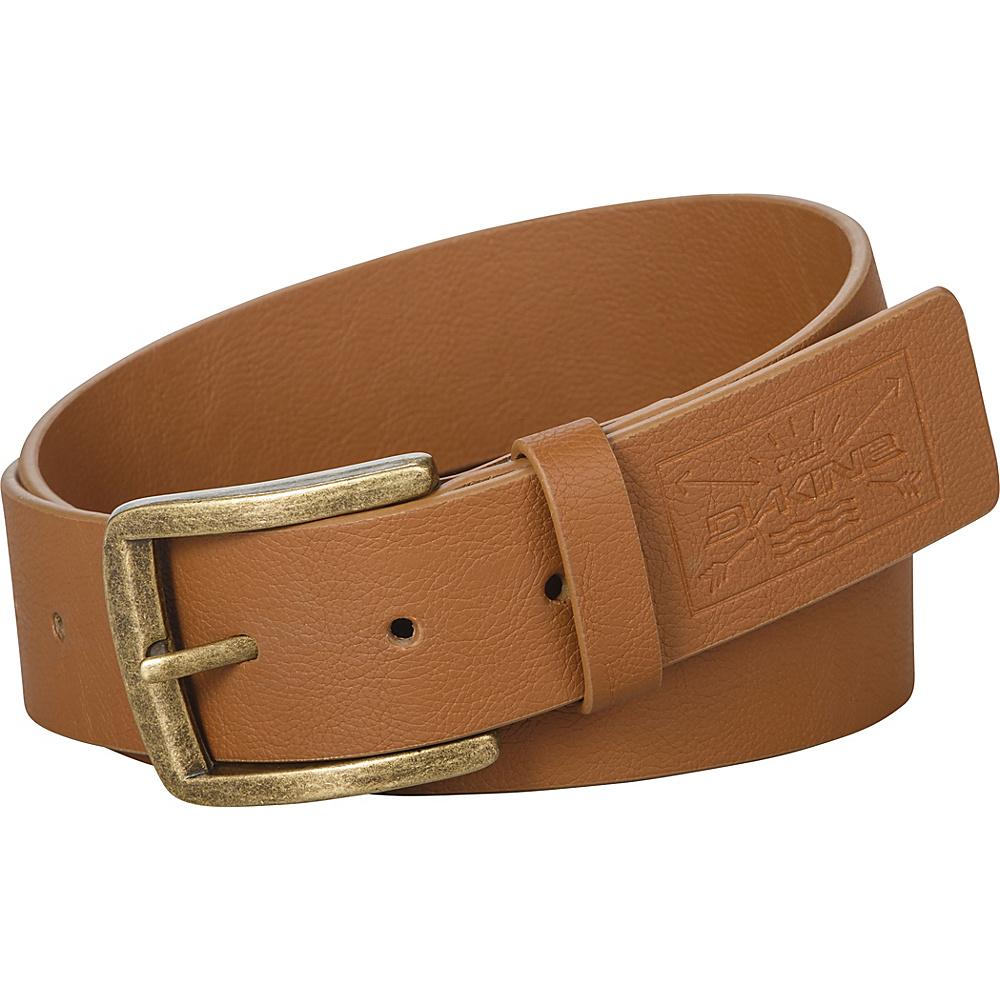 DAKINE Mens Bullitt Belt L/XL - Brown - DAKINE Belts - Fashion Accessories, Belts