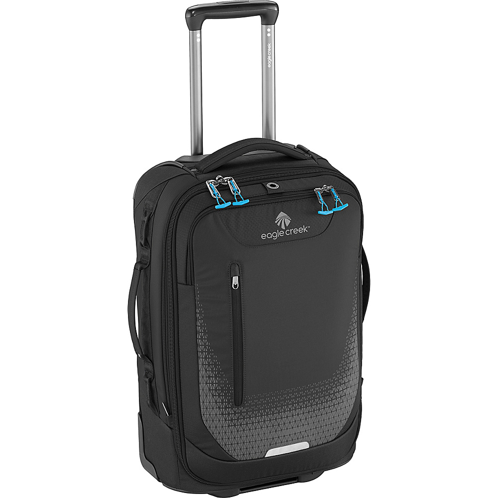 Eagle Creek Expanse International Carry-On Black - Eagle Creek Softside Carry-On - Luggage, Softside Carry-On