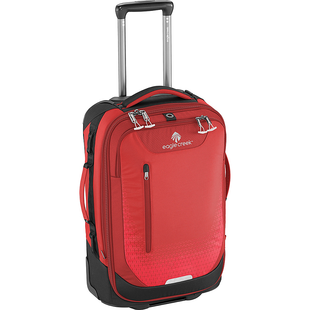 Eagle Creek Expanse International Carry-On Volcano Red - Eagle Creek Softside Carry-On - Luggage, Softside Carry-On