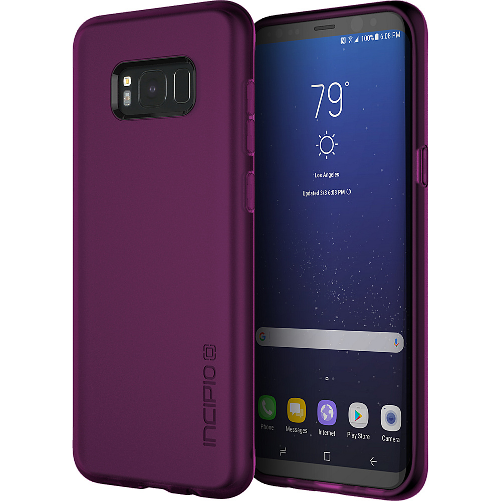 Incipio NGP for Samsung Galaxy S8+ Plum - Incipio Electronic Cases - Technology, Electronic Cases