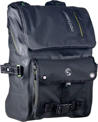 Showers Pass Transit Waterproof Backpack Lime/Black - Showers Pass Laptop Backpacks